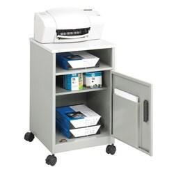 Safco Grey Machine Stand