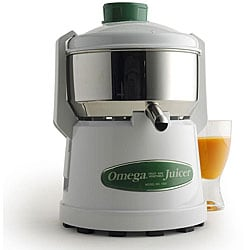Omega 1000 Stainless Steel Juicer