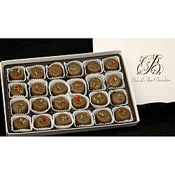 Bidwell Candies 1-pound Chocolate Mint Creams Gift Box
