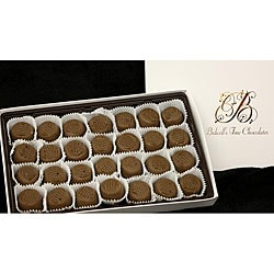 Bidwell Candies 2-pound Chocolate Vanilla Creams Gift Box