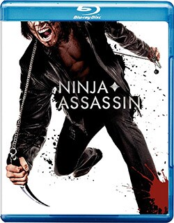 Ninja Assassin (Blu-ray/DVD) 6351694