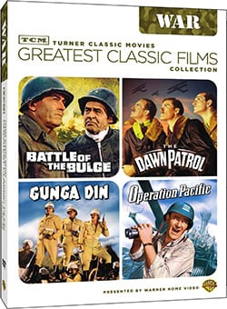 TCM Greatest Classic Films: War (DVD) 6352184
