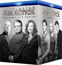 Battlestar Galactica: The Complete Series (Blu-ray Disc) 6356468