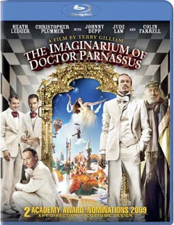 The Imaginarium of Doctor Parnassus (Blu-ray Disc) 6368879
