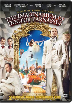 The Imaginarium of Doctor Parnassus (DVD) 6368880