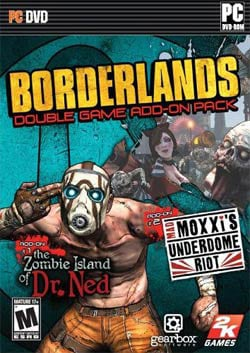 Borderlands: Zombie/Underdome Add-On Pack for Windows offers