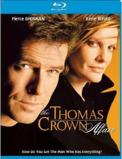 The Thomas Crown Affair (Blu-ray/DVD) 6399626