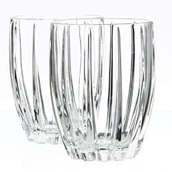 Marquis by Waterford 'Omega' Old Fashion Tumblers (Set of 4)