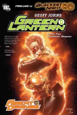Green Lantern: Agent Orange (Paperback) 6419366