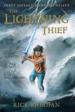 Percy Jackson & the Olympians 1: The Lightning Thief (Paperback) 6419402