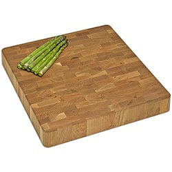 J.K. Adams End-grain Chunk Cutting Board