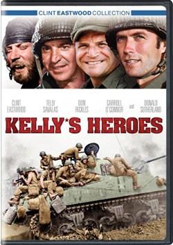 Kelly's Heroes (DVD) 6477098