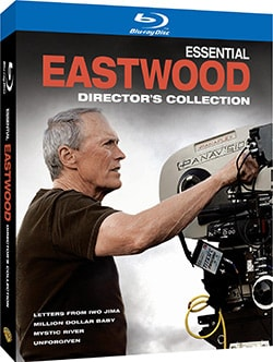 Essential Eastwood: Director's Collection (Blu-ray Disc) 6481446