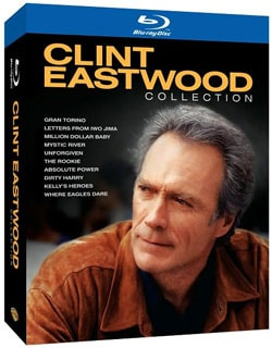 Clint Eastwood Collection (Blu-ray Disc) 6481454
