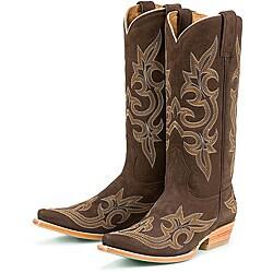 Lane Boots Women's 'Dusty Earth' Cowboy Boots