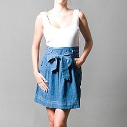 Wishes Denim Dress