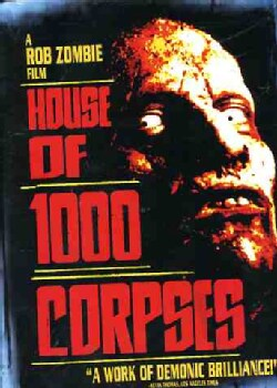 House of 1000 Corpses (DVD) 527205