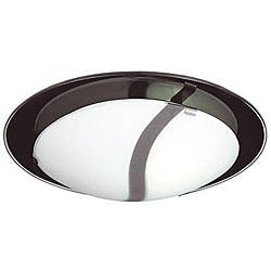 Energy Star 3-light Frosted Glass Flush Mount Light Fixture