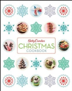 Betty Crocker Christmas Cookbook (Paperback)