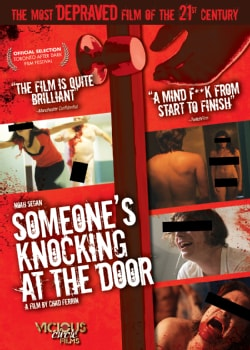 Someone's Knocking at the Door (DVD) 6522336