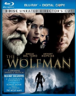The Wolfman (Blu-ray Disc) 6527519
