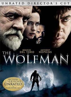 The Wolfman (DVD) 6527522