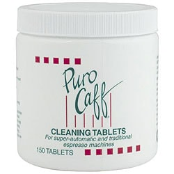 Urnex Puro Caff Espresso Machine Cleaner Tablets (Case of 150)