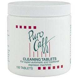 Urnex Puro Caff Espresso Machine Cleaner Tablets (Case of 150)