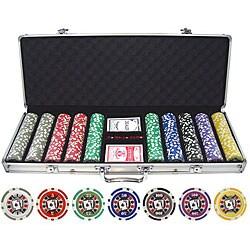 Big Slick 500-piece Poker Chip Set 6559503