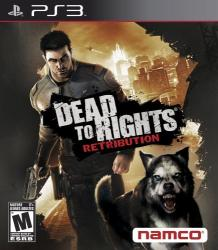 PS 3 - Dead To Rights Retribution (Pre-Played)