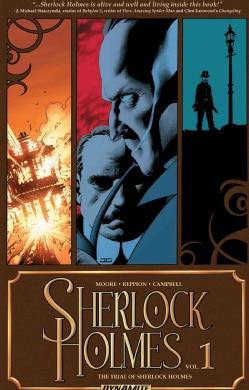 Sherlock Holmes 1: The Trial of Sherlock Holmes (Paperback) 6613753