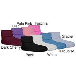 Soft Ones Anti-Skid Cuff Slipper Sock