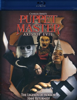 Puppet Master Axis Of Evil (Blu-ray Disc) 6619112