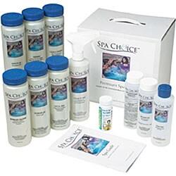 Spa Choice Standard Chlorine Spa Kit
