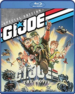 G.I. Joe:  A Real American Hero: The Movie (Blu-ray/DVD) 6630049