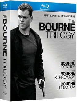 The Bourne Trilogy (Blu-ray Disc) 6638299