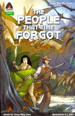 The People That Time Forgot (Paperback) 6643823