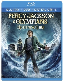 Percy Jackson & the Olympians: The Lightning Thief (Blu-ray/DVD) 6643871