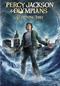 Percy Jackson & the Olympians: The Lightning Thief (DVD) 6643872