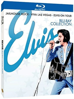 Elvis Blu-ray Collection (Blu-ray Disc) 6649607