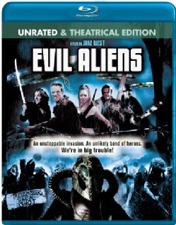 Evil Aliens (Blu-ray Disc) 6656503