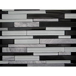 Cliffs Sticks Wall Tile Sheet (Pack of 10)