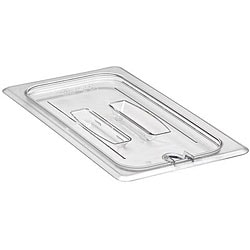 Cambro Third Size Notched Cover with Handle