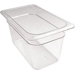 Cambro Fourth-size 6-in Pan