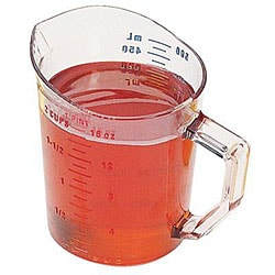 Cambro 1-pint Measuring Cup