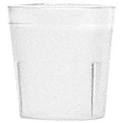 Cambro 9-oz Clear Tumblers (Case of 72) 6683447
