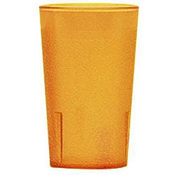 Cambro 9.5-oz Amber Tumblers (Case of 72) 6683448