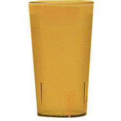 Cambro 12-oz Amber Tumblers (Case of 72) 6683449
