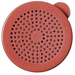 Cambro Medium Grind Rose Shaker Lid