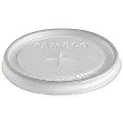 Cambro Medium Translucent Disposable Lids (1000 Count)